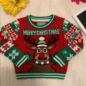 Other - 🎈Child Reindeer Ugly Christmas Sweater-2Tunisex